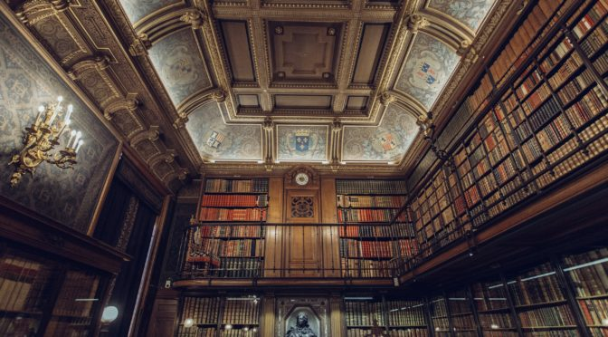 The Library Gig – First Impressions